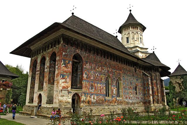 Monestir de Moldovita / Moldovita monastery