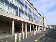Disused Offices - Wakefield