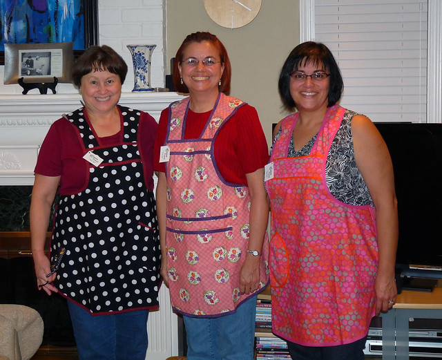 Old Fashioned Aprons For Selling Jams
