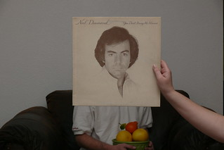 Sleeve Face - Neil Diamond You Don't Bring Me Flowers