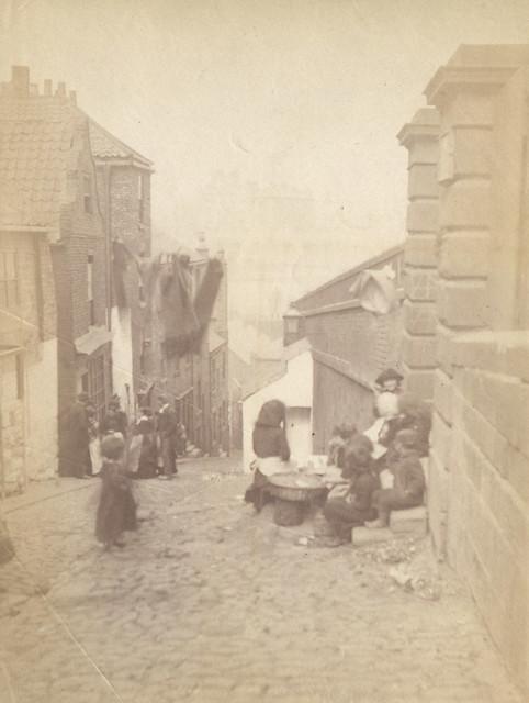 Silver Street (medieval) , Newcastle