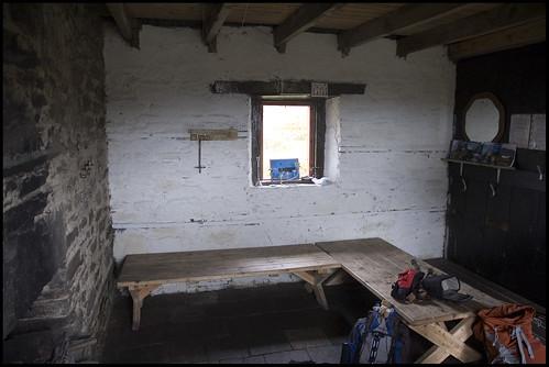 Bothy Interior I
