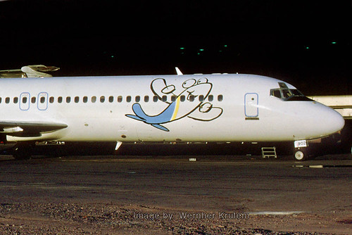 Valujet, DC-9