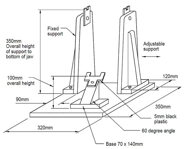 truing stand plans