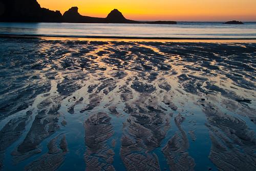 sunset oregon coast nikon capearago sunsetbay d80 oregoncoastworkshop