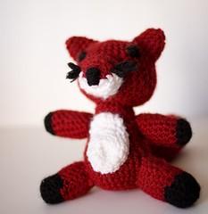 Amigurumi Fox 1