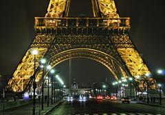 Eiffel Tour at Night