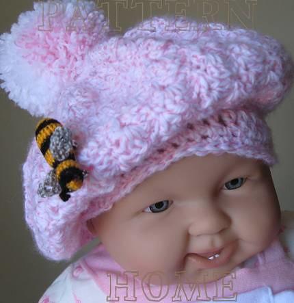 Crochet Toddler Santa Hat | - Crochet Free patterns