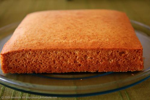 Cake Images Eggless : Basic Eggless Cake   DivineTaste