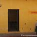 DHL's Yellow Walls - Antigua, Guatemala