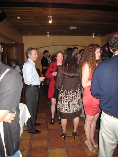 John Steinberg's Birthday Party, Kuleto's T… IMG_7838