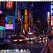Times Square Desktop LOOK REAL CLOSE!!! by zackshackleton