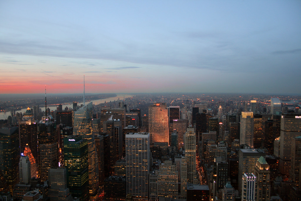 New york nel 2009new york in 2009 thethreef for Club evasion milano