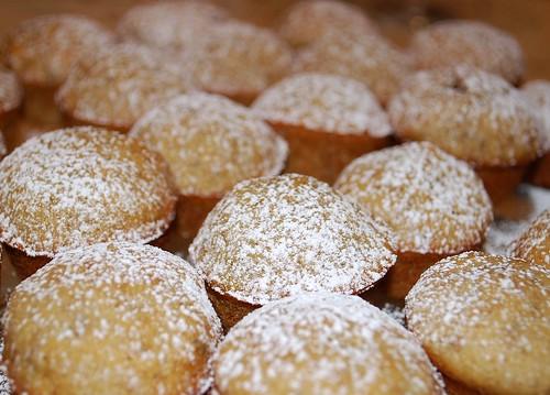 Banana Nut Muffins 2