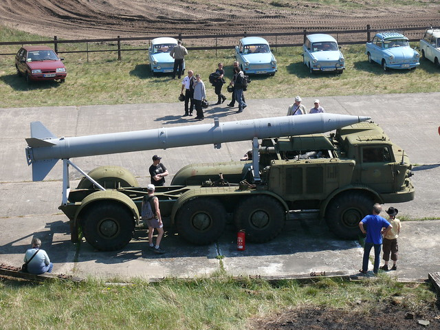 FROG: Kurzstreckenrakete