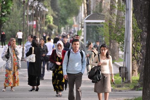 Faces of Tajikistan
