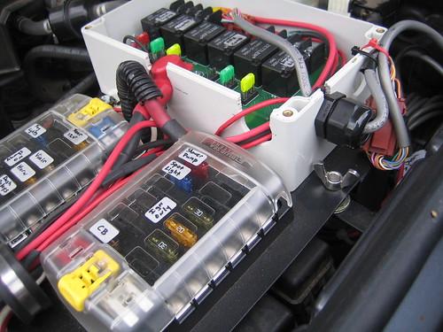 Bussmann Fuse Relay Box Wiring