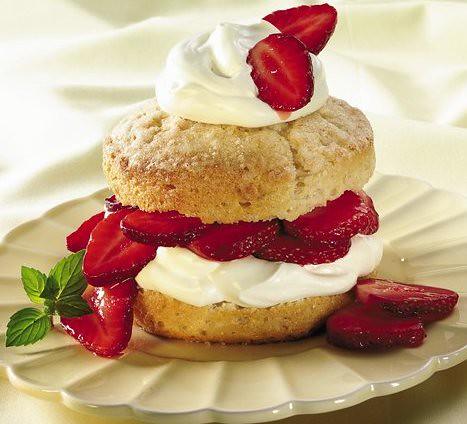 Grands Strawberry Shortcake Recipe