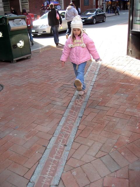 Following the Boston Freedom Trail