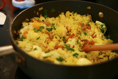 smoked fish kedgeree nimbu basmati