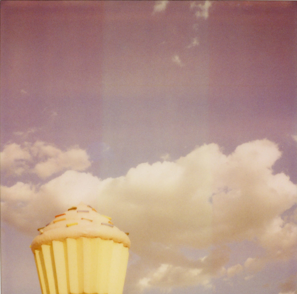 Cupcake in the sky | Can you hear the angels singing? Austin… | Flickr
