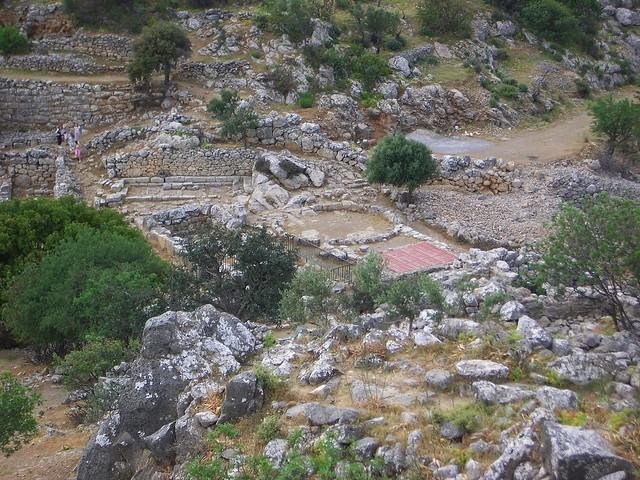 Lato ruins