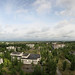 Pripyat panorama abandond city of the Chernobyl disaster