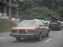 Amazing Old School 1981 Honda Accord