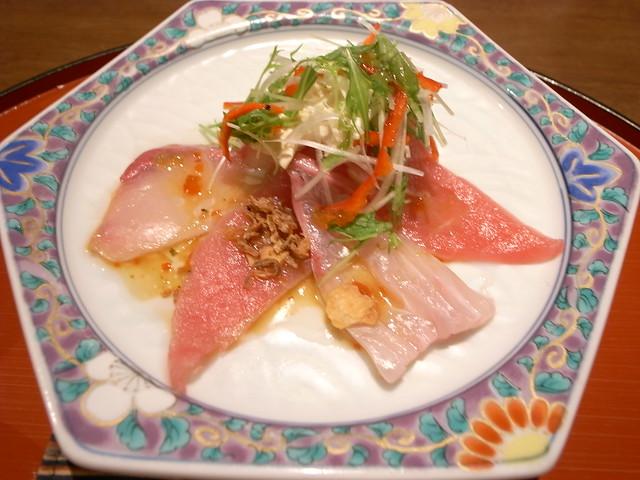 Photo:Carppacio tuna & yellowtail By aPeaceofCake