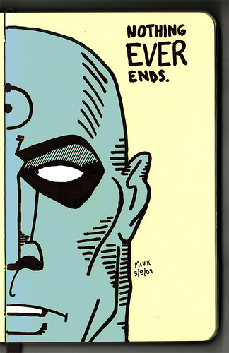 Doctor Manhattan: Color