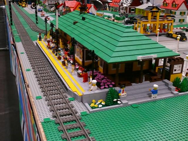 Centerville train station