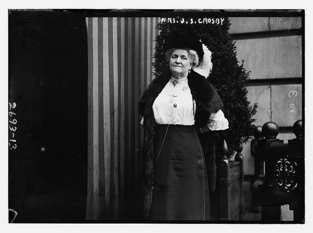 Mrs. J.S. Crosby  (LOC)