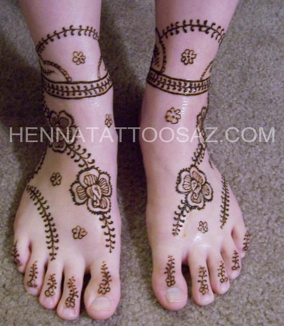 Wedding rose vine henna tattoo flickr photo sharing for Rose henna tattoo