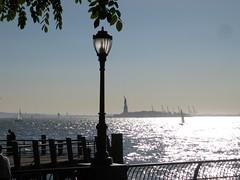 Battery Park - Oct '06