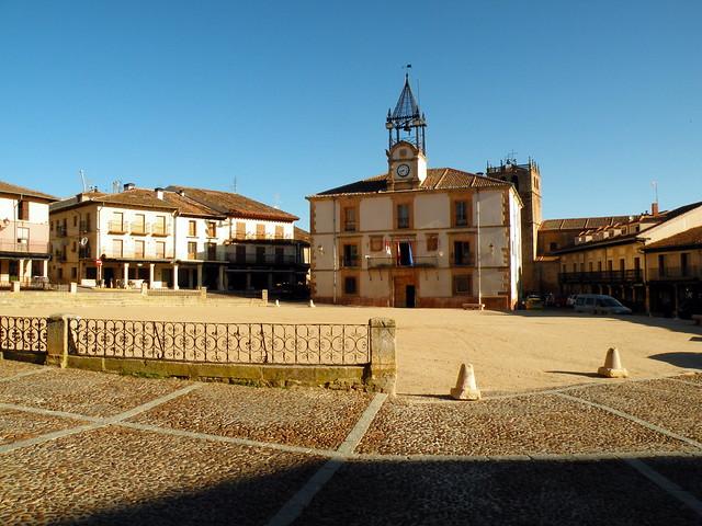 Plaza de Riaza