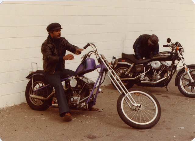 Purple Chopper - East Bay Dragons
