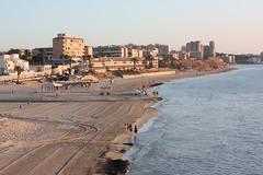 Playa de Mil Palmeras (Pilar de la Horadada, Alicante)