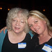 Jackie with Robin Donlan
