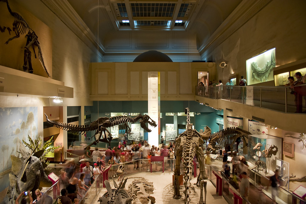 Smithsonian of Natural History