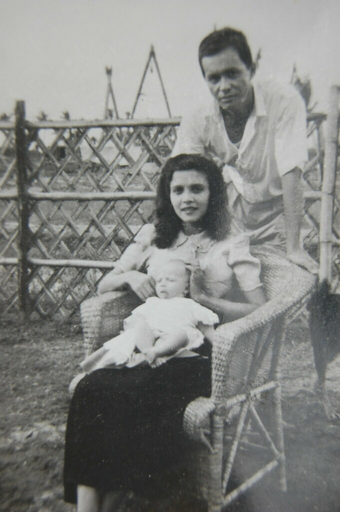 Anglo Indian Family Chittagong East Pakistan Bangladesh Flickr