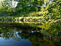 bolton abbey river Wharfe