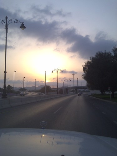 sunrise oman