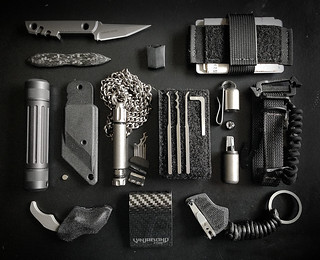Covert Operator Travel EDC + SERE Gear Kit