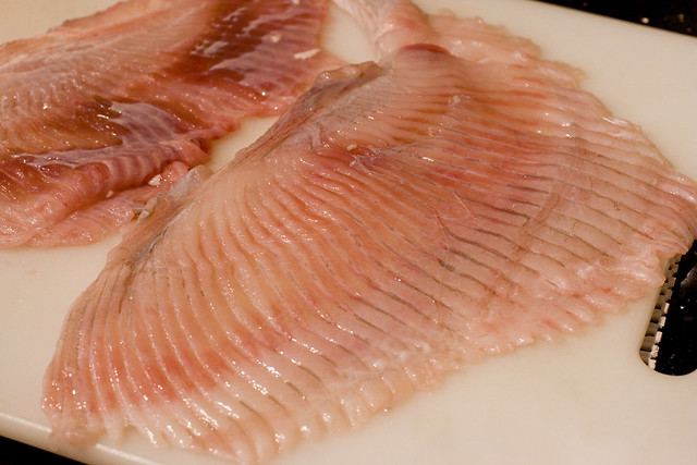 Filleted skate wings flickr photo sharing for Wings fish