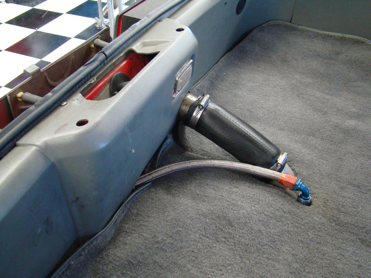 JBA Team Dominator GTA Fuel Neck
