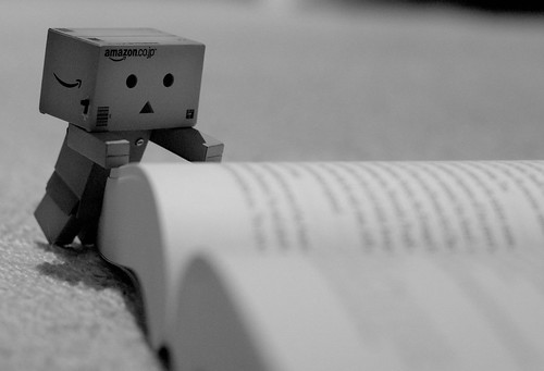 Danbo Learns to Read