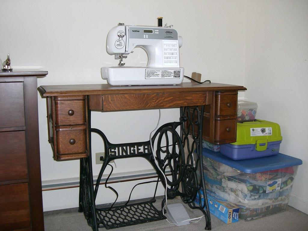 antique sewing machine ebay
