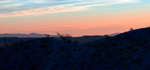 Desert Sunrise, Agua Caliente