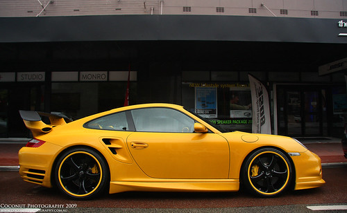 TechArt Porsche 997 Turbo Coupe