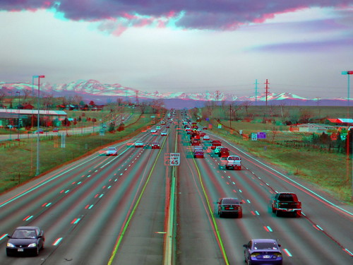 canon geotagged 3d highway traffic anaglyph stereo telephoto hyper mapped twincam redcyan hyperstereo sd1000